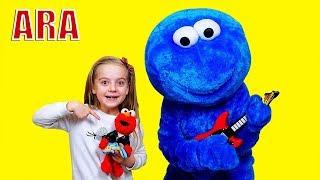 Ulya يساعد Cookie Man تصبح موسيقي رائع