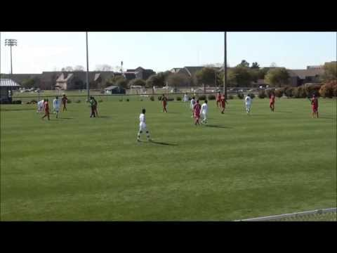 Alain Sargeant #2 at R Back, Toronto FC Academy vs Fulminese
