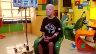 Emmet's One Wish - End Childhood Cancer with Hyundai Hope On Wheels