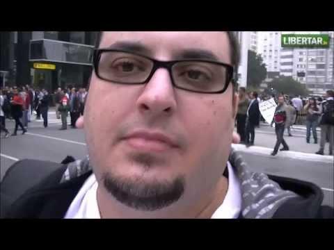 Novo vídeo do Canal Libertar: Massa de manobra
