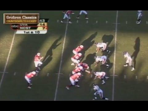2003: North Carolina State 51, Virginia 37 [Full Game]