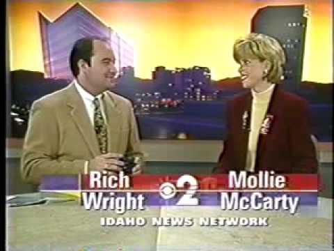 CBS Morning Show 1996