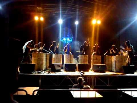 Hardcore Tamburo Musical Zoo 2013 - Castello di Brescia - Gente che non spacca
