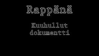 Rappänä: Kuuhullut-dokumentti (1999)