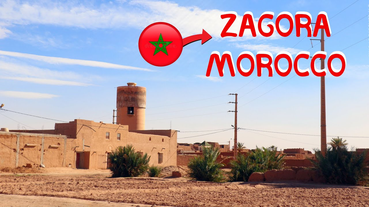 Ben Khelil, Zagora, Morocco ♡ in motion [Hight Quality] - الغزالة زاكورة