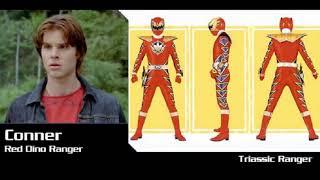 power rangers ( 1993 - 2018)