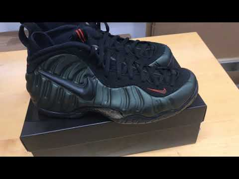 """the best attitude b25ef a353f Nike Air Foamposite Pro """"Sequoia"""" Quick Review"""
