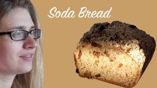 How To Make Irish Soda Bread (wheaten With Nuts And Raisins)