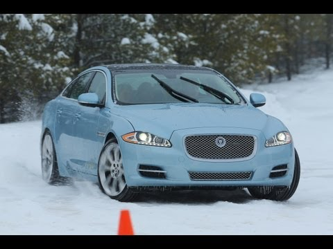 2013 V6 Jaguar XJ: Everything you'd ever want to know about the new AWD system