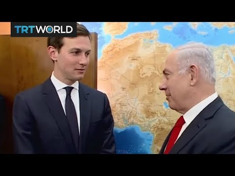 "Kushner meets Netanyahu & Abbas for the ""ultimate deal"""