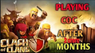 Clash Of Clans After 3 Months   Bowler Se Marunga