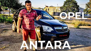 Opel Antara Тест драйв Opel Antara 2008 г . Обзор авто от STAS Texnar