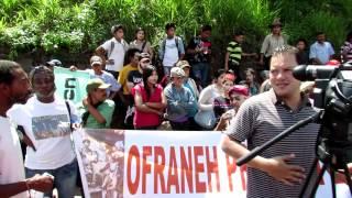 Honduras: Pueblos indígenas y negros se movilizan en defensa de los recursos naturales