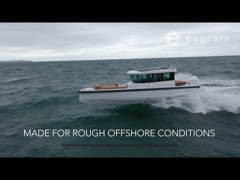 Axopar 28 | Rough Offshore Conditions | Hauraki Gulf,  Auckland, New Zealand