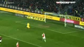 AC Sparta Praha - SK Slavia Praha - setřih golů 13.4.2013