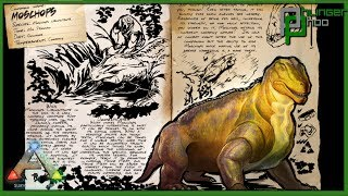 Ark basics Moschops - EVERYTHING YOU NEED TO KNOW