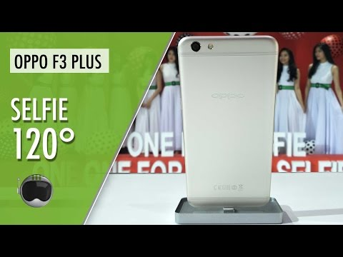 OPPO F3 Plus Hands-on Indonesia