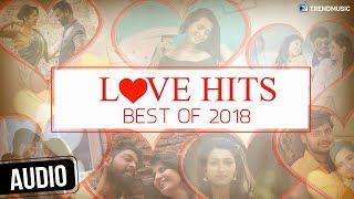 Best of 2018   Tamil Love Songs   Tamil Hit Songs   Audio Jukebox   TrendMusic