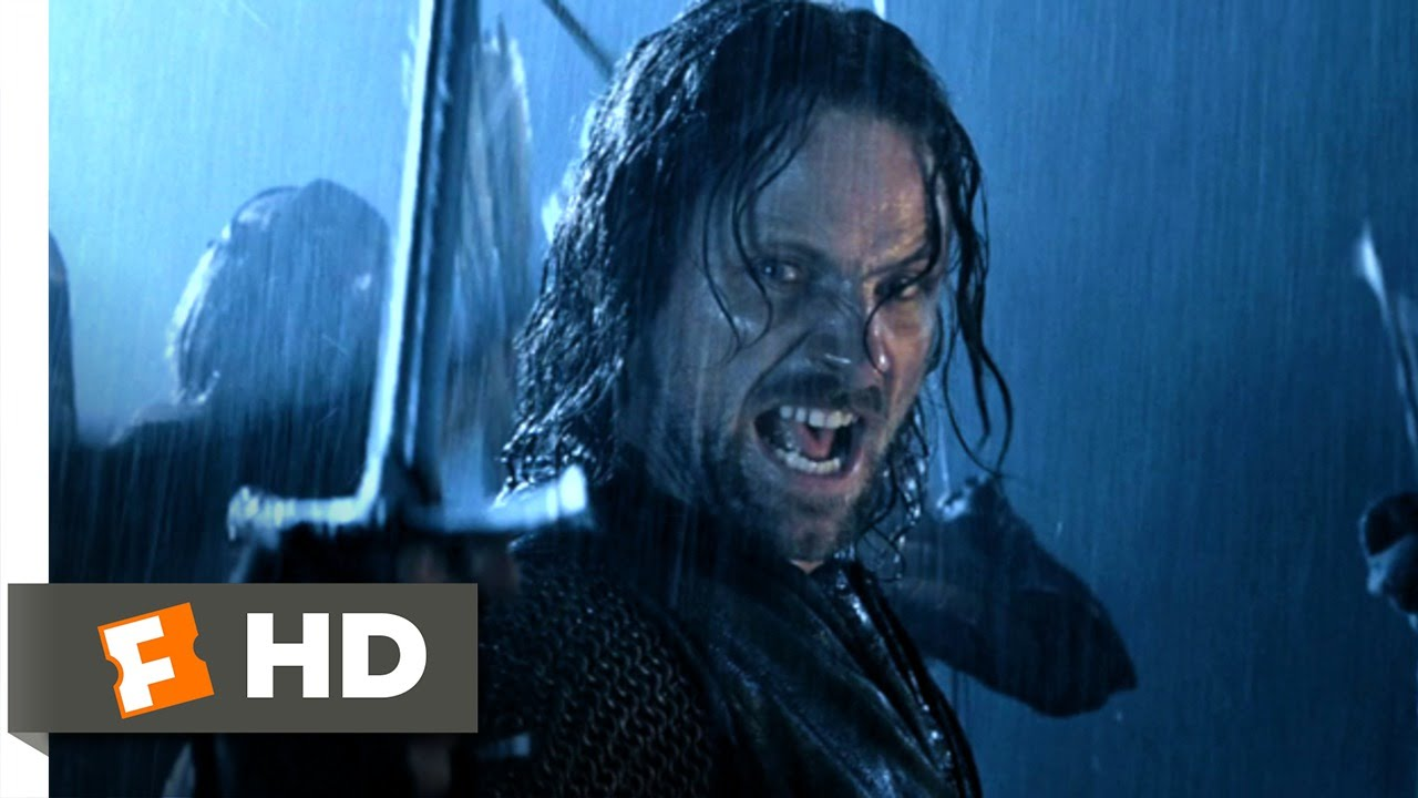 The Lord of the Rings: The Two Towers (7/9) Movie CLIP - Helm's Deep (2002)  HD