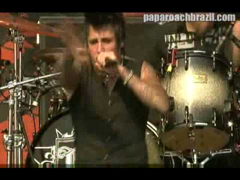 Papa Roach 02 To Be Loved Live @ Graspop Festival 2009 HQ