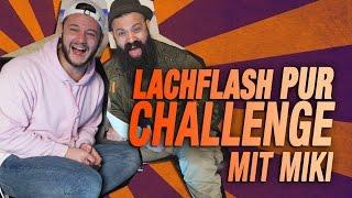 Lachflash pur Challenge mit Miki | inscope21
