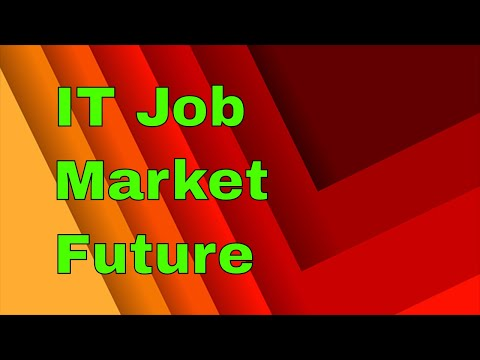 IT Professionals Job Market Outlook 2017 | Information Technology Career Demand