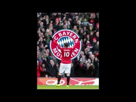 Wayne Rooney Versessen auf einen Wechsel