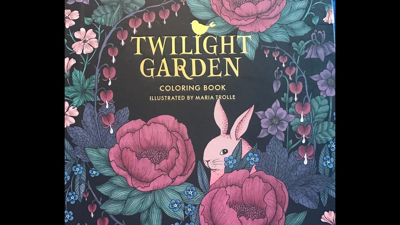 Gardens By Maria: Flip Through Of Twilight Garden By Maria Trolle