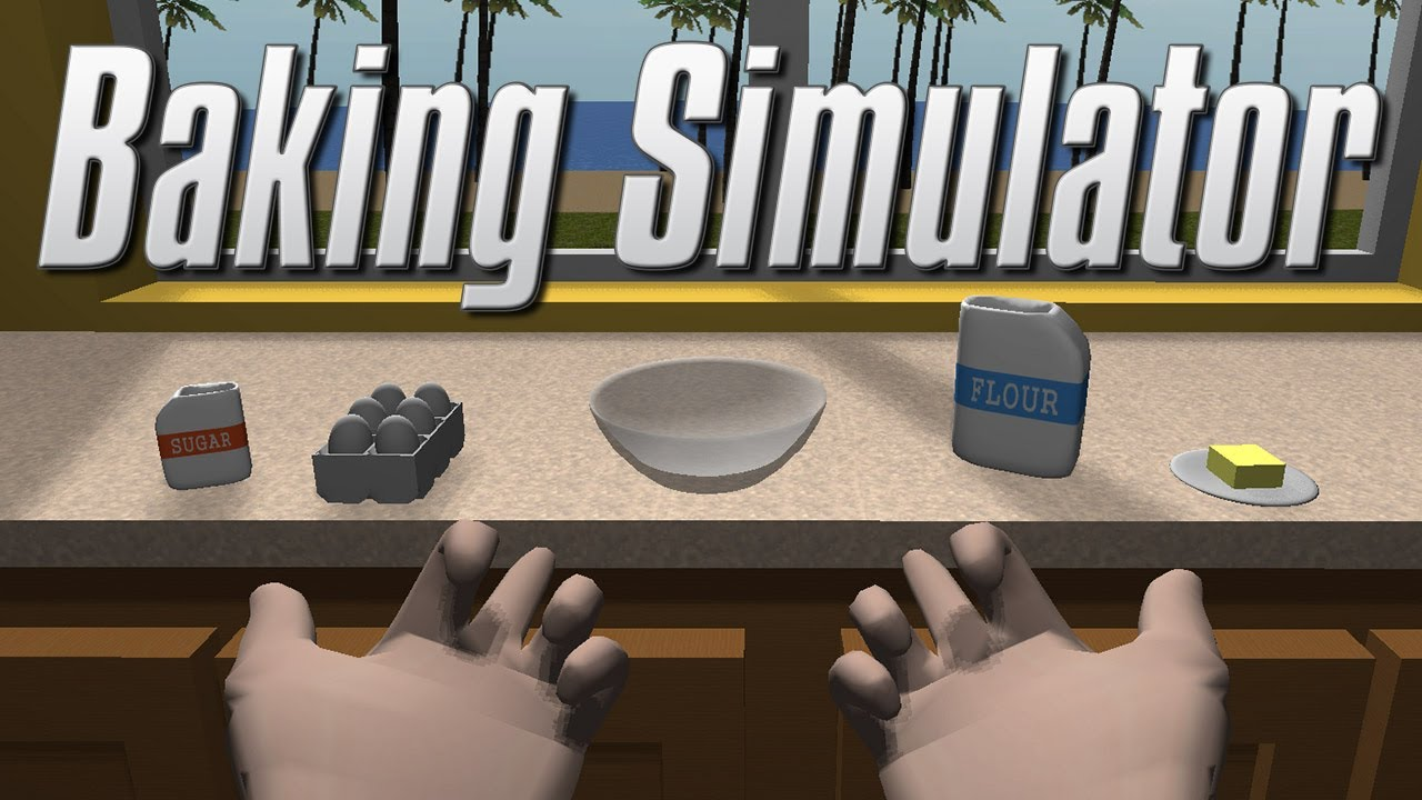 Baking simulator 2014 cake baking master now on steam for Simulador de cocina