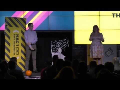 Hack Manchester Award Show