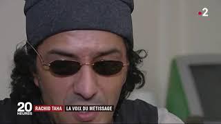 Décès de Rachid Taha / JT 20h France 2 (2018)