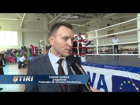 "START ""CUPEI REPUBLICII MOLODVA"" LA KICKBOXING! // MOLDOVA SPORT TV"