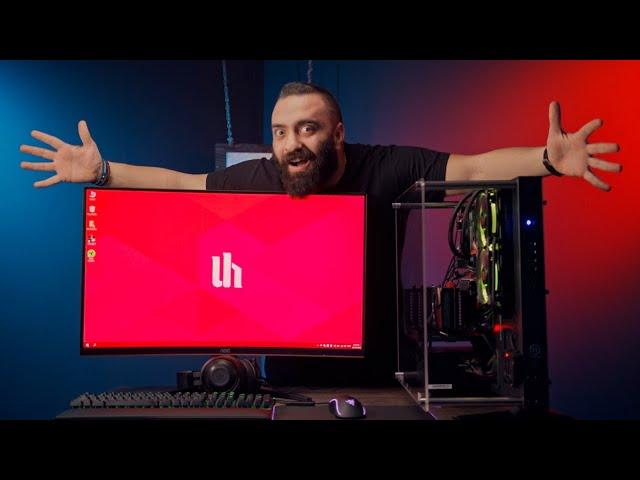 €3500 PC SETUP GIVEAWAY!