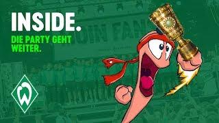 Worms-Party mit Pizarro & Pavlenka? WERDER.TV Inside vor DFB-Pokal