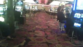 Riviera Casino Las Vegas walk through
