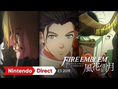 ファイアーエムブレム 風花雪月:E3 2019 出展映像