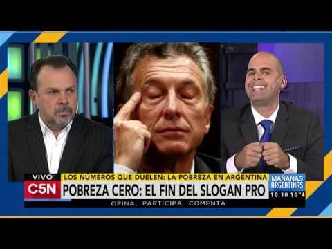 C5N - Política: Análisis político de Gustavo Sylvestre y Julián Guarino