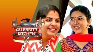 Actresses Sangeetha & Sri Vidya in Celebrity Kitchen (22/03/2015)