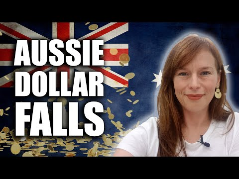Why the Australian Dollar Could Fall to 50 US Cents.