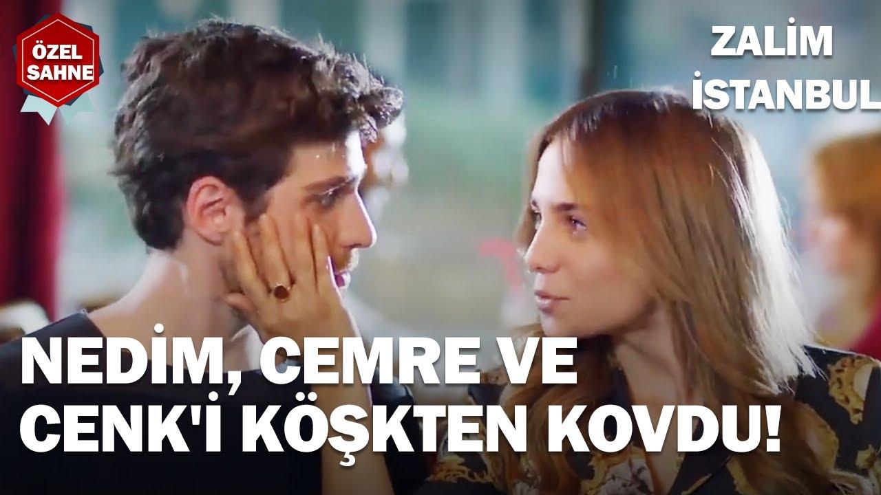 Nedim, Cemre ve Cenk'in Köşkten Gitmesini İstiyor - Zalim İstanbul Özel Klip