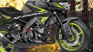 Render Modifikasi Yamaha New Vixion 150R VVA Dengan Suspensi USD