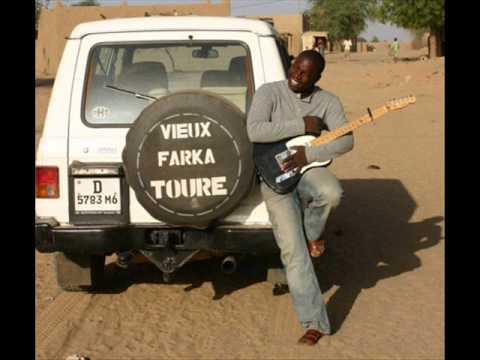 Bullet the Blue Sky-Vieux Farka Touré (U2 Cover)