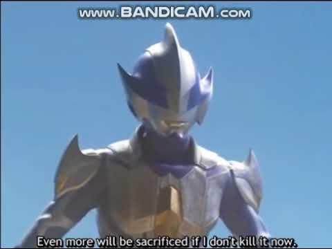 Hunter knight tsurugi(Ultraman hikari) vs Ultraman Mebius vs Bogalmon
