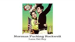 Lana Del Rey - NFR! Norman Fucking Rockwell (Official Filtered Instrumental)