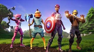 *LIVE* Fortnite x Avengers Endgame - Fortnite: Battle Royale New Gamemode