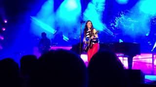 """Sara Bareilles """"I Choose You"""" Live at SDSU Open Air Theatre"""