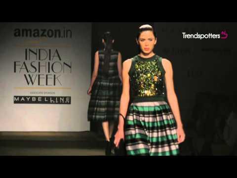 Day 3: the best of Amazon India Fashion Week Autumn Winter 2016