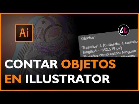 Como contar objetos seleccionados en Illustrator | Tutorial 🤩 thumbnail