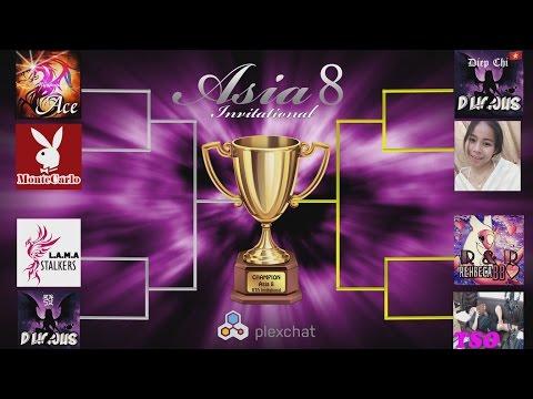 Asia 8 RTA Finals - Ace vs Pat (Best of 7)