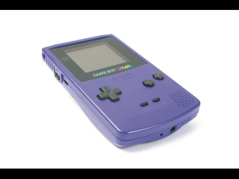 All Nintendo Game Boy Color Games - Every Game Boy Color Game In One Video